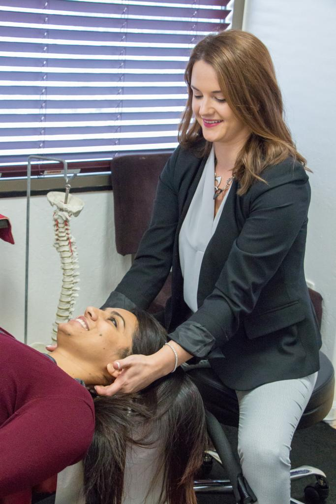 chiropractic research in practice