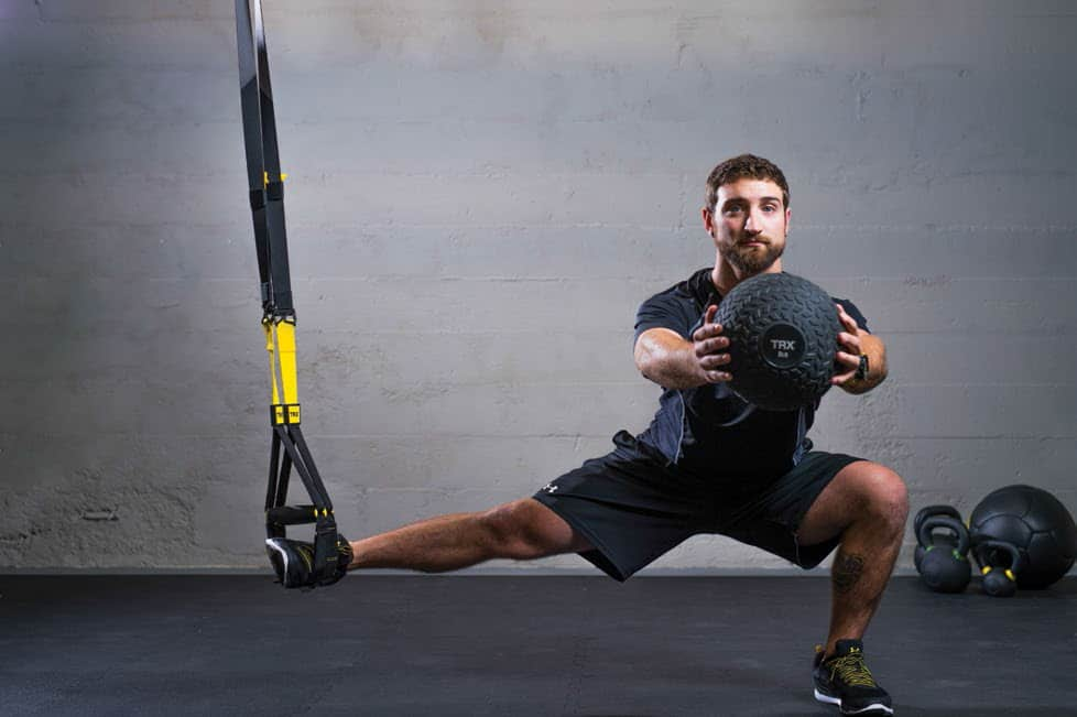 TRX Balance and Lower Body Training